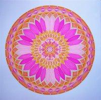 lotus 44x44 cm